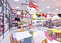 Hello Kitty Japan ダイバーシティ東京店_2