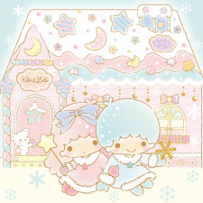 LittleTwinStars Twinkle Candy House in MODI(渋谷モディ)